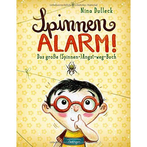 Nina Dulleck - Spinnen-Alarm: Das große (Spinnen-) Angst-weg-Buch - Preis vom 13.06.2021 04:45:58 h