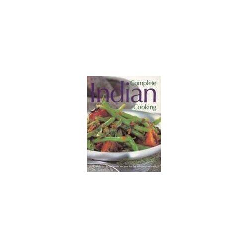 Mridula Baljekar - Complete Indian Cooking - Preis vom 21.06.2021 04:48:19 h
