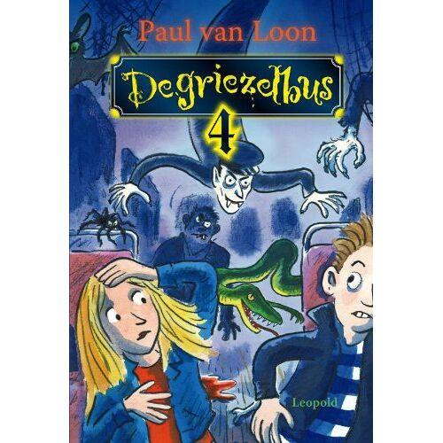 Loon, Paul van - Griezelbus / 4 / druk 12 (De griezelbus) - Preis vom 17.06.2021 04:48:08 h