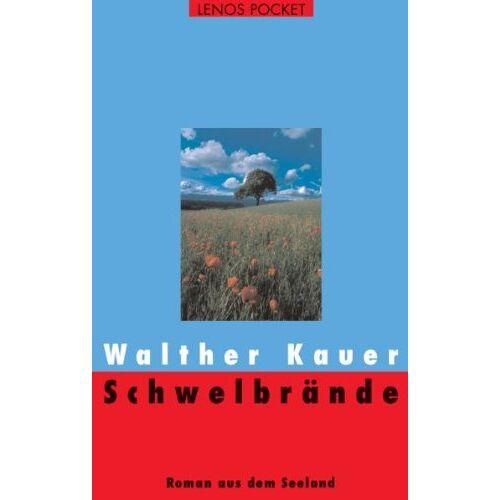 Walther Kauer - Schwelbrände. Roman aus dem Seeland - Preis vom 20.06.2021 04:47:58 h