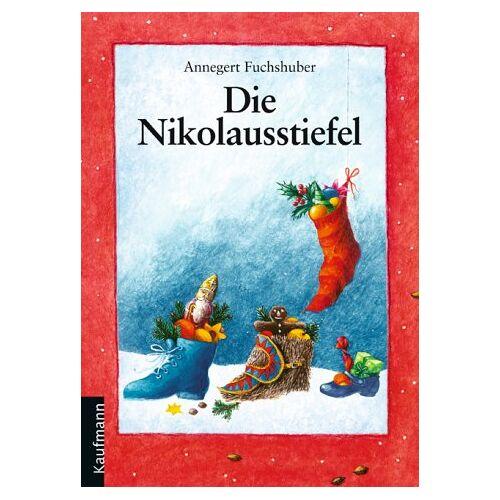 Annegert Fuchshuber - Die Nikolausstiefel - Preis vom 11.06.2021 04:46:58 h