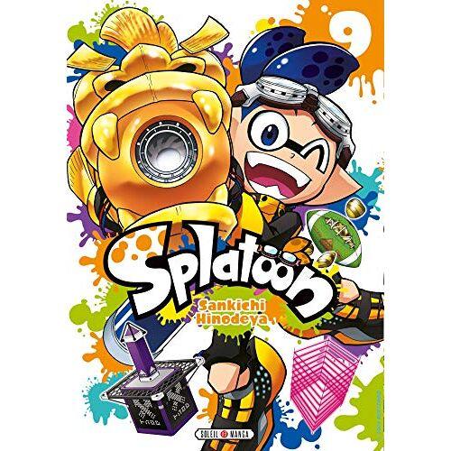 - Splatoon T09 (Splatoon (9)) - Preis vom 16.06.2021 04:47:02 h