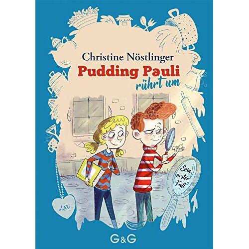 Christine Nöstlinger - Pudding Pauli rührt um: Pudding Paulis erster Fall - Preis vom 28.07.2021 04:47:08 h
