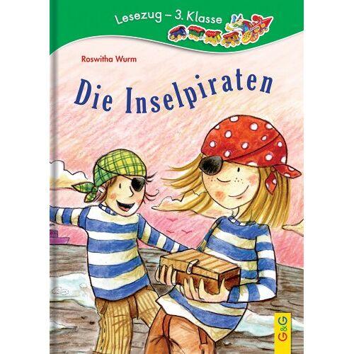 Roswitha Wurm - Die Inselpiraten: Lesezug 3. Klasse - Preis vom 17.06.2021 04:48:08 h