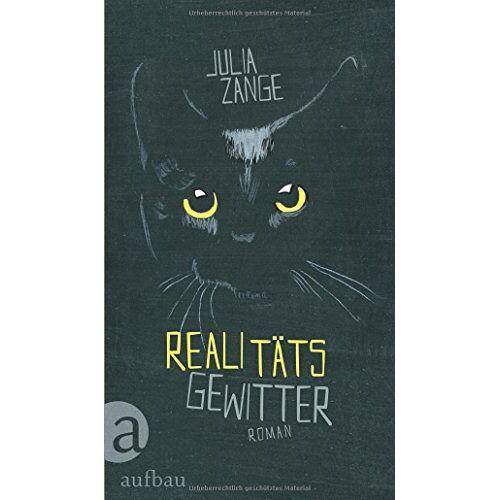 Julia Zange - Realitätsgewitter: Roman - Preis vom 22.06.2021 04:48:15 h