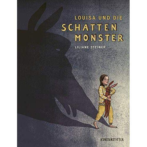 Liliane Steiner - Louisa und die Schattenmonster - Preis vom 21.06.2021 04:48:19 h