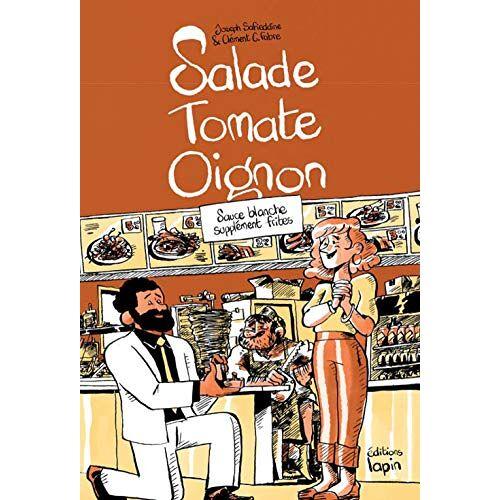 - Salade Tomate Oignon: Sauce blanche supplément frites - Preis vom 11.06.2021 04:46:58 h