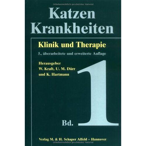 Wilfried Kraft - Katzenkrankheiten 2 Bde: Klinik und Therapie - Preis vom 19.06.2021 04:48:54 h