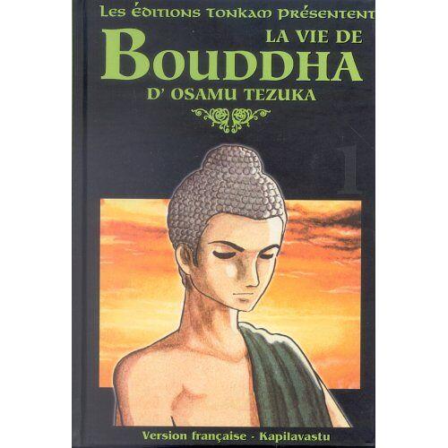 Osamu Tezuka - La vie de Bouddha, Tome 1 : Kapilavastu (Découverte) - Preis vom 17.06.2021 04:48:08 h