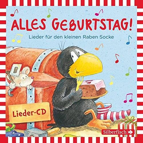 - Alles Geburtstag!: Lieder für den kleinen Raben Socke: 1 CD (Kleiner Rabe Socke) - Preis vom 09.06.2021 04:47:15 h