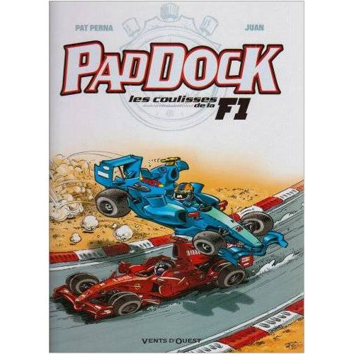 - Paddock, Tome 2 : - Preis vom 13.06.2021 04:45:58 h