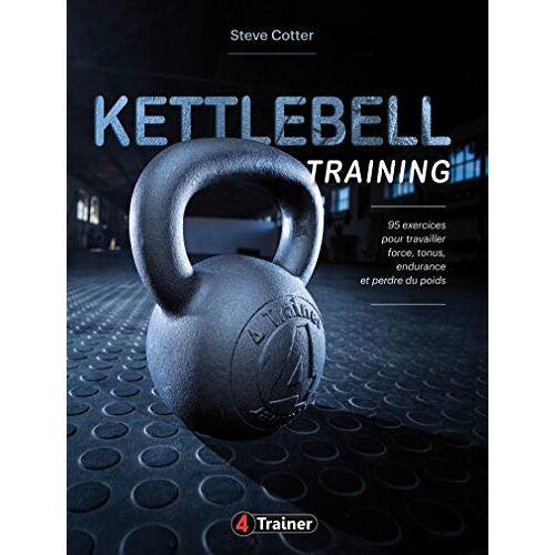 Steve Cotter - Kettlebell training - Preis vom 22.06.2021 04:48:15 h
