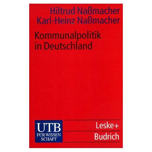 - Kommunalpolitik in Deutschland - Preis vom 18.06.2021 04:47:54 h