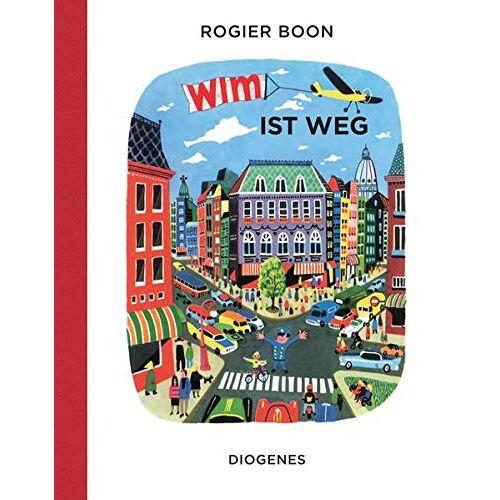 Rogier Boon - Wim ist weg (Kinderbücher) - Preis vom 31.07.2021 04:48:47 h