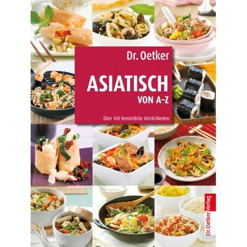 Dr. Oetker - Asiatisch von A-Z - Preis vom 12.10.2021 04:55:55 h