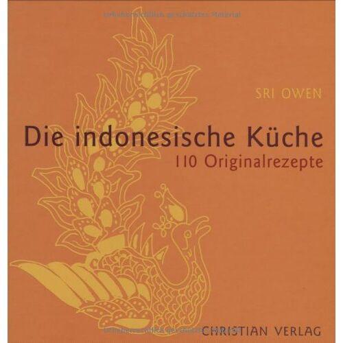Sri Owen - Die indonesische Küche: 110 Originalrezepte - Preis vom 27.07.2021 04:46:51 h