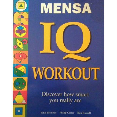 Mensa - Mensa Iq Workout - Preis vom 14.06.2021 04:47:09 h