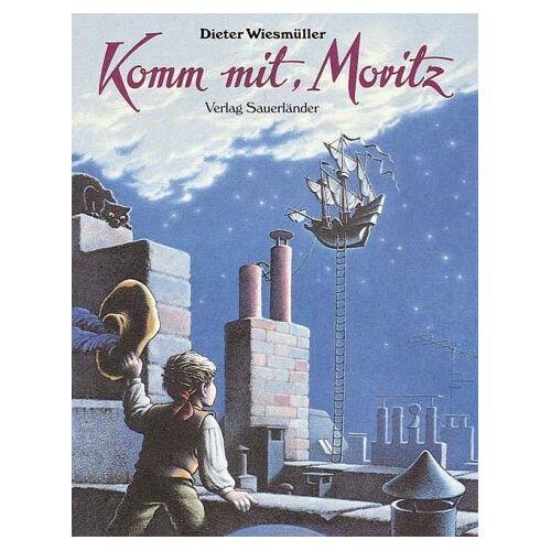 Dieter Wiesmüller - Komm mit, Moritz - Preis vom 17.05.2021 04:44:08 h