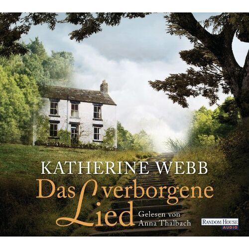 Katherine Webb - Das verborgene Lied - Preis vom 08.09.2021 04:53:49 h