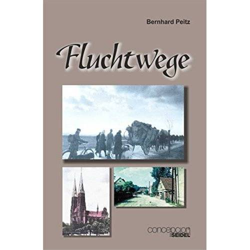 Berhard Peitz - Fluchtwege - Preis vom 17.06.2021 04:48:08 h