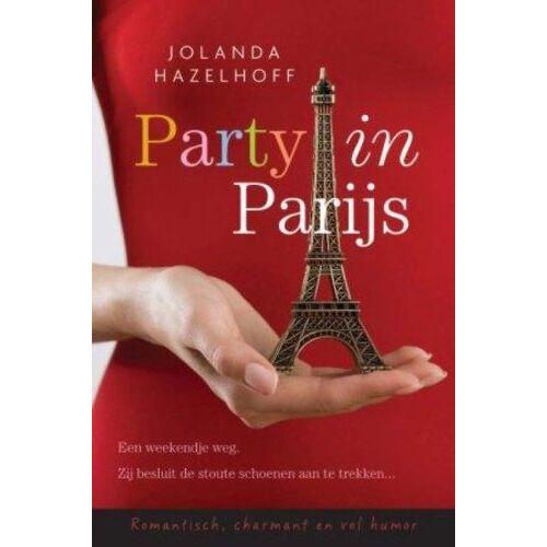 Jolanda Hazelhoff - Party in Parijs - Preis vom 18.06.2021 04:47:54 h