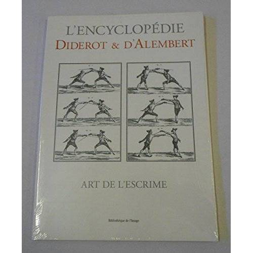 Alembert, Jean d' - Art de l'escrime - Preis vom 15.10.2021 04:56:39 h