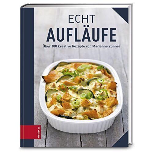 Marianne Zunner - ECHT Aufläufe (ECHT Kochbücher) - Preis vom 15.06.2021 04:47:52 h