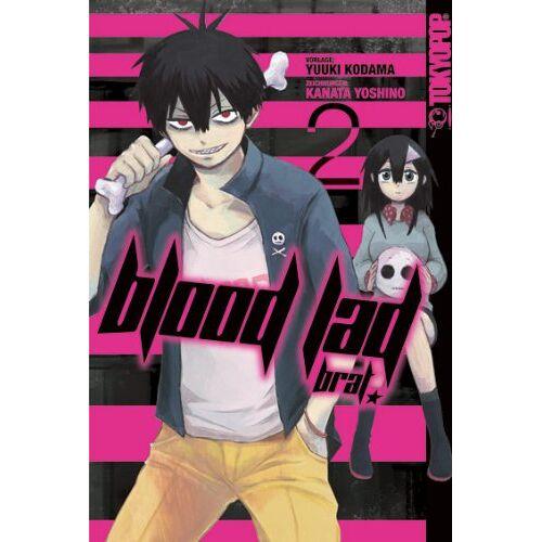 Yuuki Kodama - Blood Lad Brat 02 - Preis vom 16.06.2021 04:47:02 h