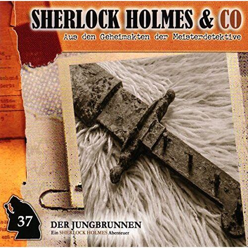 Sherlock Holmes & Co - Der Jungbrunnen (2.Teil)-Folge 37 - Preis vom 11.10.2021 04:51:43 h