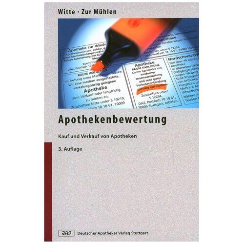 Axel Witte - Apothekenbewertung: Kauf und Verkauf von Apotheken - Preis vom 22.06.2021 04:48:15 h