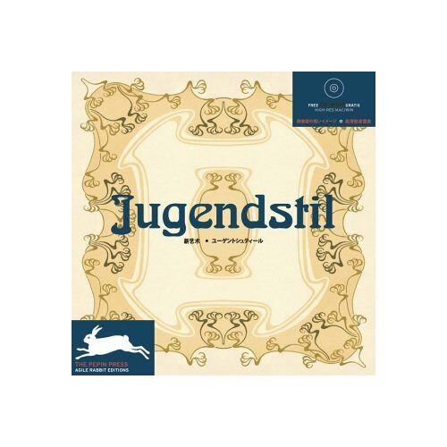 Roojen, Pepin van - Jugendstil Motive + CD Rom - Preis vom 23.10.2021 04:56:07 h