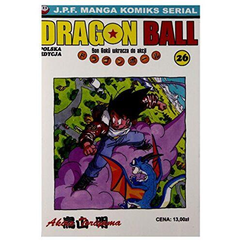 Akira Toriyama - Dragon Ball (Tom 26) [KOMIKS] - Preis vom 15.06.2021 04:47:52 h