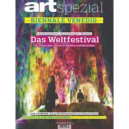 art Spezial - art Spezial 2/2019 Das Weltfestival - Preis vom 20.06.2021 04:47:58 h