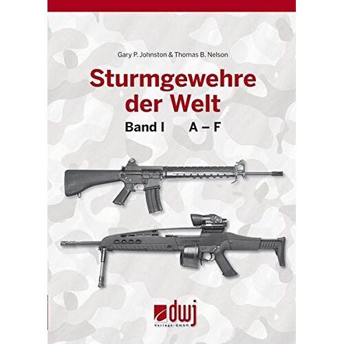 Johnston, Gary Pazl - Sturmgewehre der Welt Band 1: von A - F - Preis vom 13.06.2021 04:45:58 h