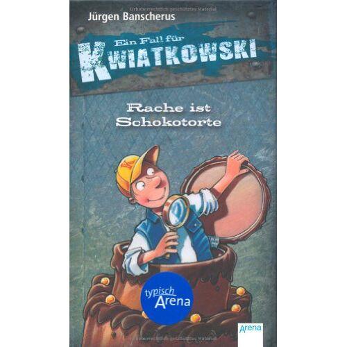 Jürgen Banscherus - Rache ist Schokotorte: Ein Fall für Kwiatkowski - Preis vom 17.05.2021 04:44:08 h