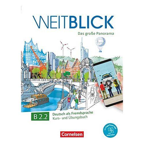Claudia Böschel - Weitblick: B2: Band 2 - Kurs- und Übungsbuch: Mit PagePlayer-App inkl. Audios, Videos und Texten (Weitblick - Das große Panorama) - Preis vom 22.06.2021 04:48:15 h