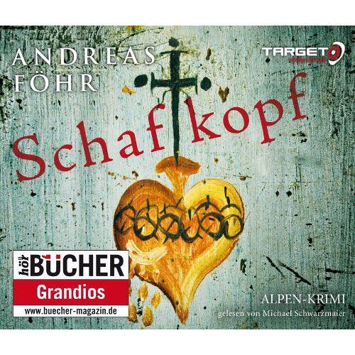 Andreas Föhr - Schafkopf, 6 CDs (TARGET - mitten ins Ohr) - Preis vom 09.06.2021 04:47:15 h