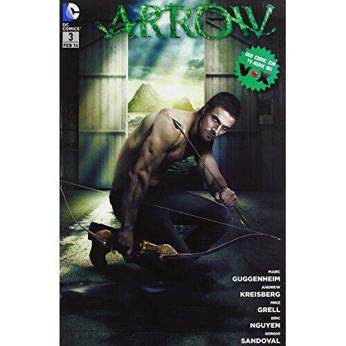 Marc Guggenheimer - Arrow - Comic zur TV-Serie: Bd. 3 - Preis vom 12.06.2021 04:48:00 h