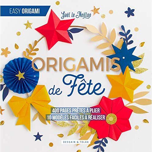 - Origamis de fête (Origami, 10725) - Preis vom 17.05.2021 04:44:08 h