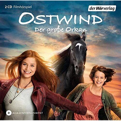Lea Schmidbauer - Ostwind 5 Der große Orkan: Das Filmhörspiel (Ostwind 5) (Ostwind - Die Filmhörspiele, Band 5) - Preis vom 15.09.2021 04:53:31 h