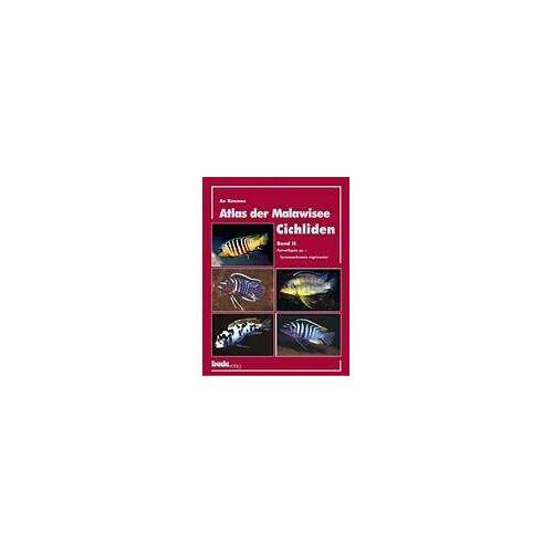 Ad Konings - Atlas der Malawisee-Cichliden, Bd.2, Petrotilapia sp. - Tyrannochromis nigriventer - Preis vom 13.06.2021 04:45:58 h