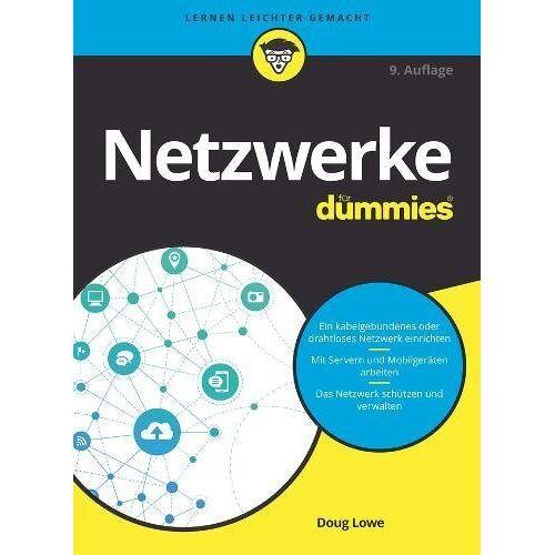 Doug Lowe - Netzwerke für Dummies - Preis vom 20.06.2021 04:47:58 h