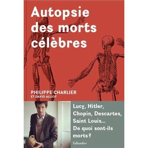 - Autopsie des morts célèbres - Preis vom 01.08.2021 04:46:09 h