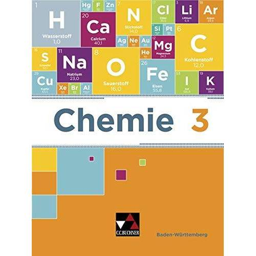 Claudia Bohrmann-Linde - Chemie Baden-Württemberg - neu / Chemie Baden-Württemberg 3 - Preis vom 13.06.2021 04:45:58 h