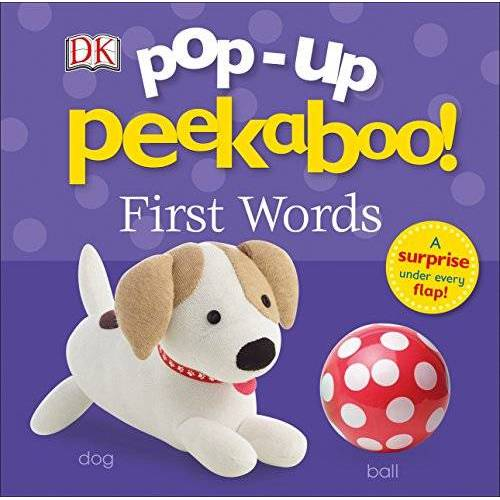 DK - Pop-Up Peekaboo: First Words - Preis vom 12.06.2021 04:48:00 h
