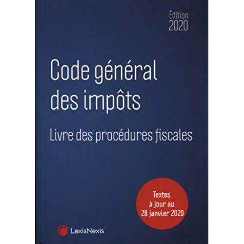 - Code général des impôts 2020: Textes à jour au 28 janvier 2020 (LEXIS NEXIS) - Preis vom 17.06.2021 04:48:08 h