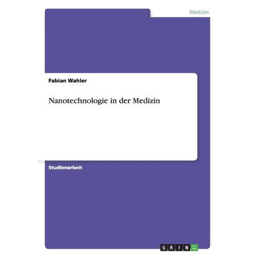 Fabian Wahler - Nanotechnologie in der Medizin - Preis vom 23.09.2021 04:56:55 h