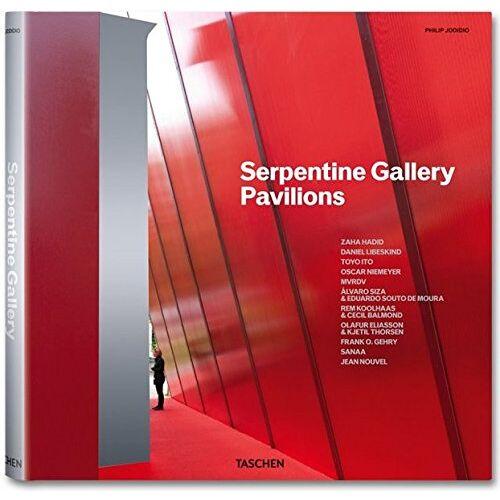 Philip Jodidio - Serpentine Gallery Pavilions - Preis vom 15.06.2021 04:47:52 h