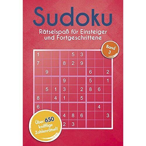 - Sudoku 3 - Preis vom 23.10.2021 04:56:07 h