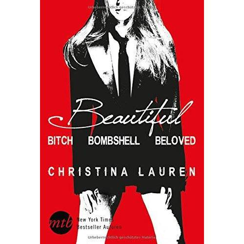 Christina Lauren - Beautiful: Beautiful Bitch / Beautiful Bombshell / Beautiful Beginning (The Beautiful Series) - Preis vom 11.06.2021 04:46:58 h
